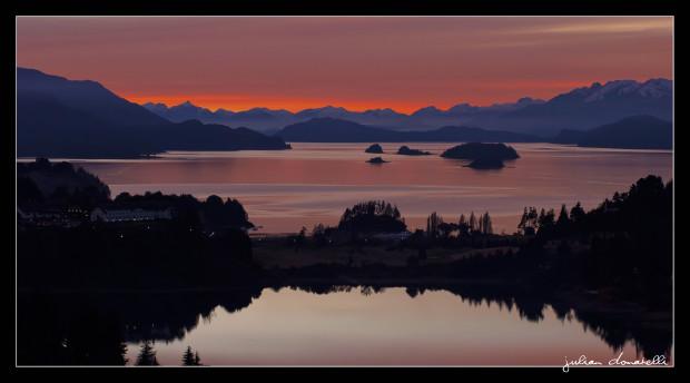 Bariloche Lake Argentina