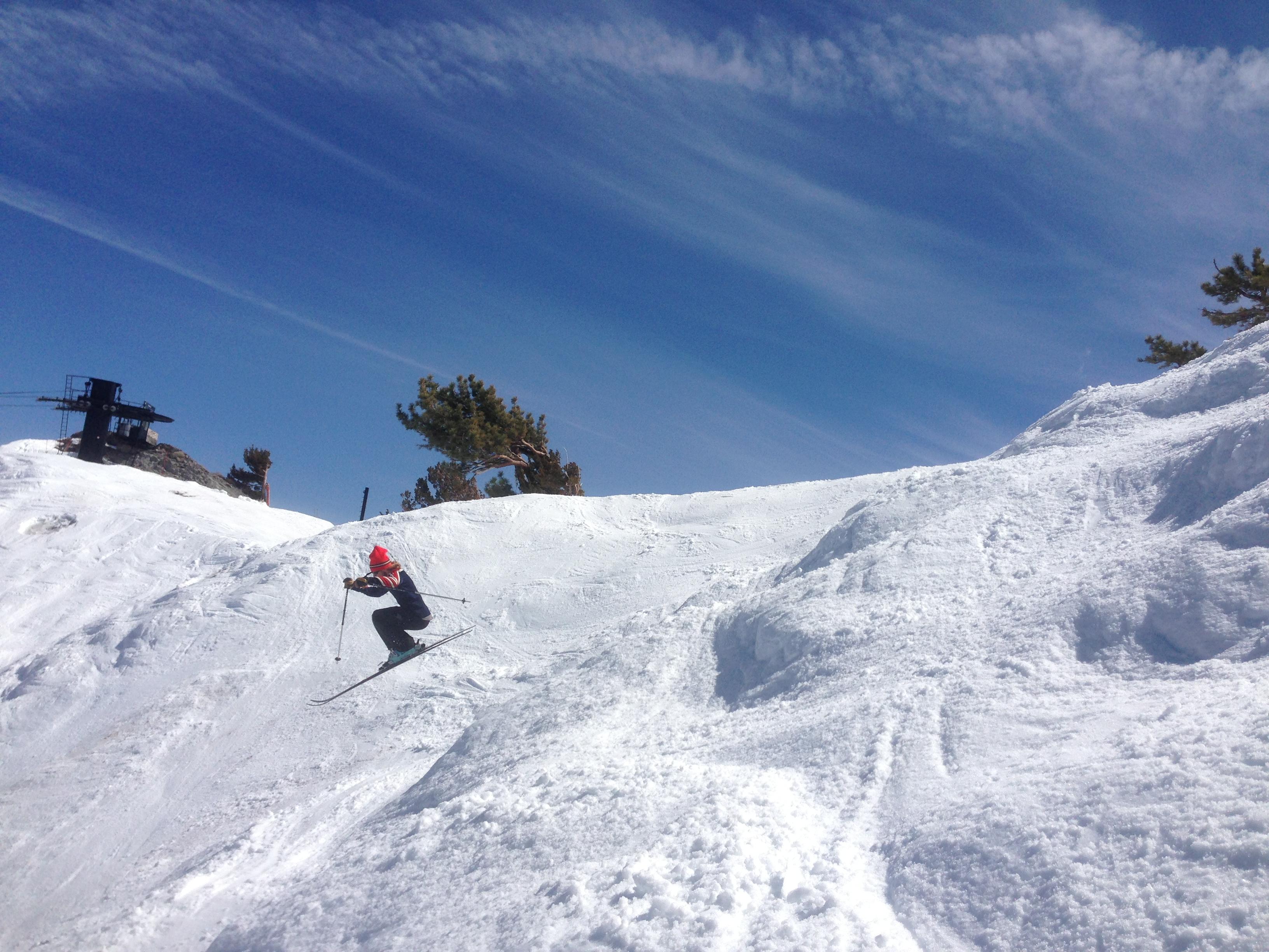 Jehren Boehm skinny ski
