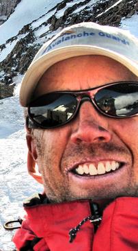 Randall Osterhuber, head snow scientist at UC Berkeley's Central Sierra Snow Laboratory