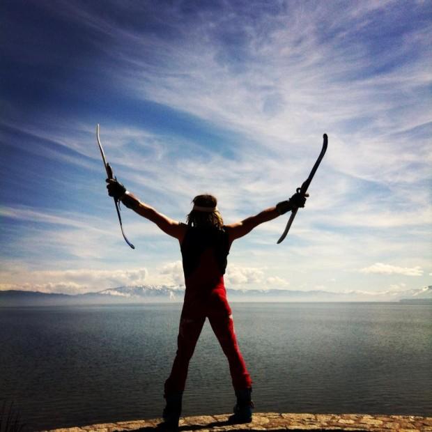 Kerry Lofy, the new king of Lake Tahoe