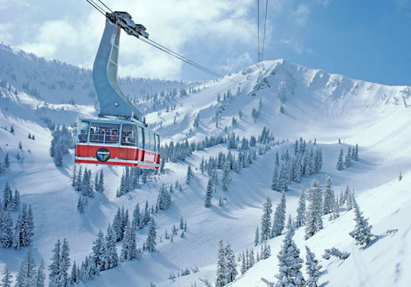 The Snowbird Tram is what it'all