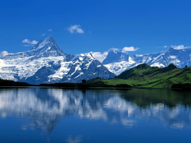 Mount Changbai in the Jilin Province, border of China and North Korea