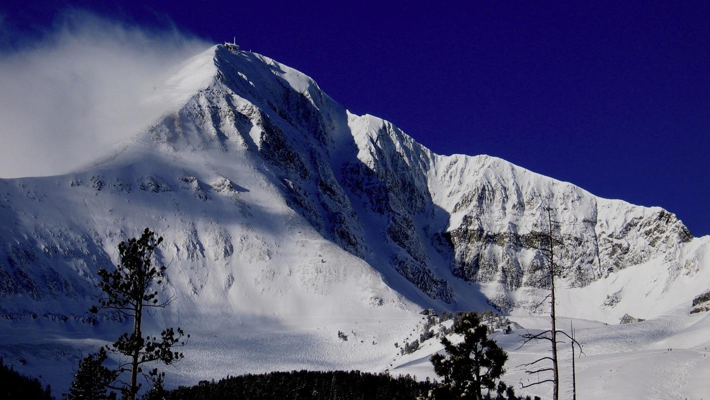 10 longest vertical drops in north america: - snowbrains