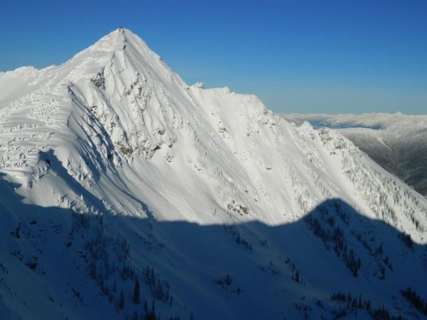 Mt. Mackenzie, Revelstoke, B.C.