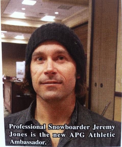 Jeremy Jones in American Pistachio Grower Magazine