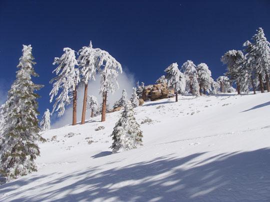 Snow Valley, CA