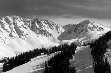 "Colorado Snow Forecast: 12"" Tuesday for Arapahoe Basin & Loveland"