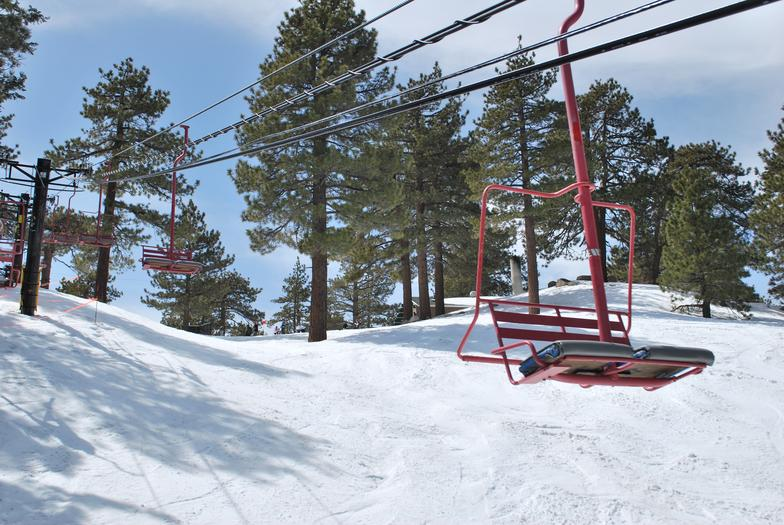 Is los angeles california a ski town snowbrains for Snow cabins near los angeles