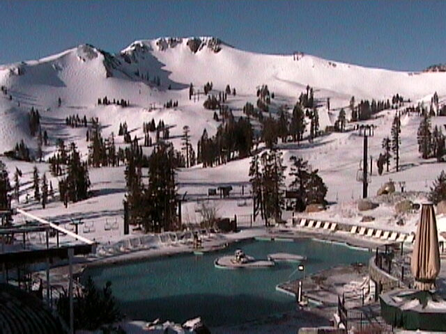 Squaw valley adds granite chief gold coast to final week - High camp swimming pool squaw valley ...