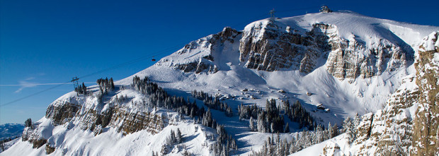 Jackson Hole, WY. photo: jackson hole mountain resort