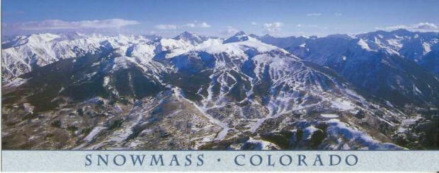 snowmass view