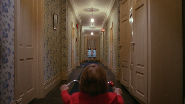 Remember this scene?  The Shining, Timberline Lodge, OR