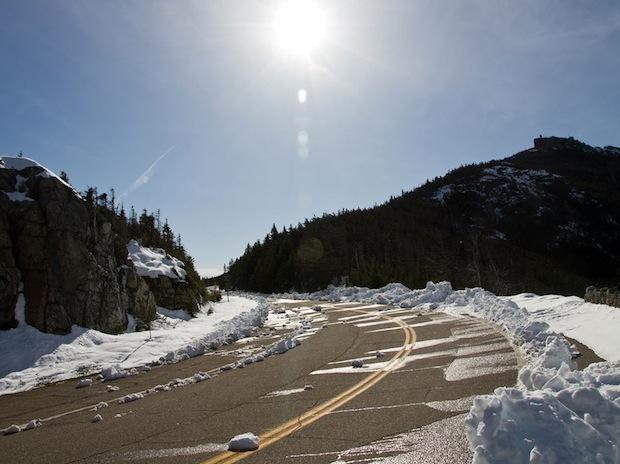 Whiteface veteran memorial highway on Today