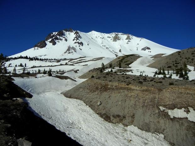 lassen spring skiing