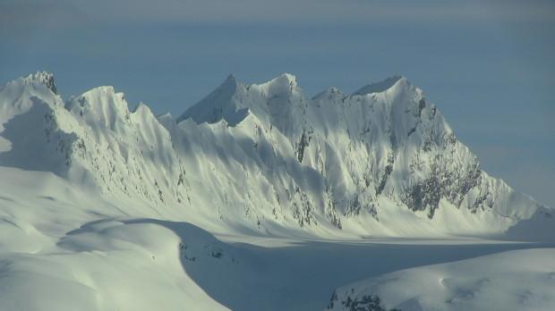 The Bookends, Valdez, AK