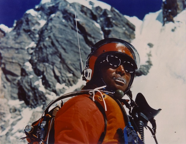Yuichiro Miura in 1970 on Everest