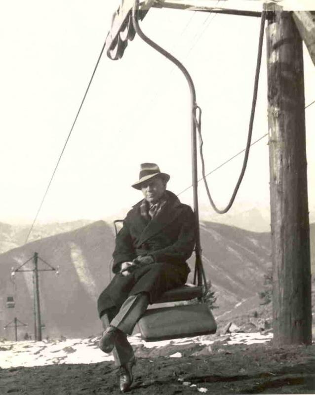ski lift   Stories From Scarborough
