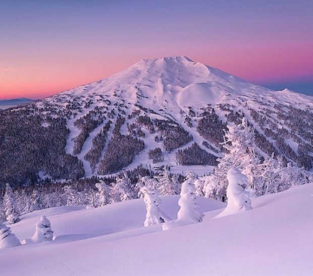 Mt. Bachelor, OR