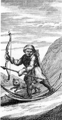 Sami skier