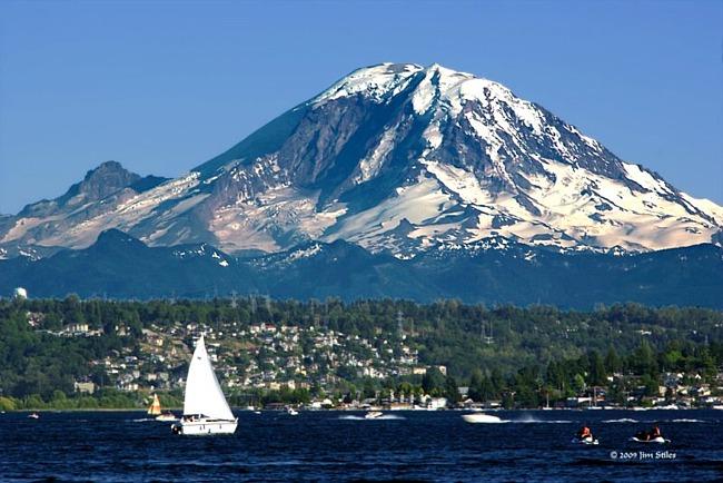 Mount Rainier Speed Record Shattered on Skis Last Week ...