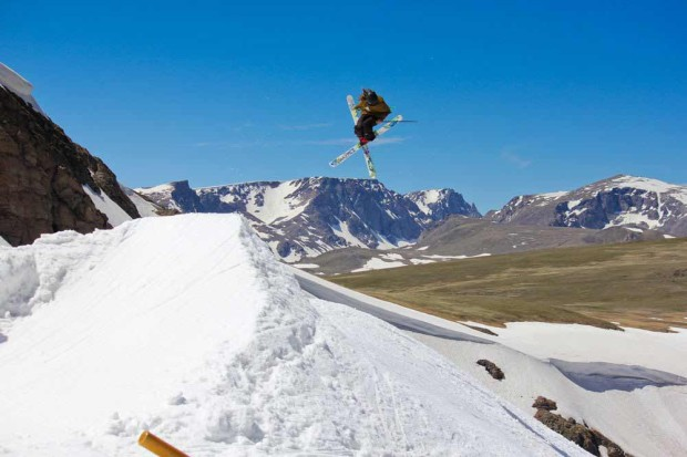 beartooth summer ski session