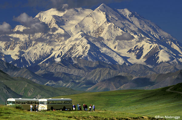 20,320 foot Mt. McKinley