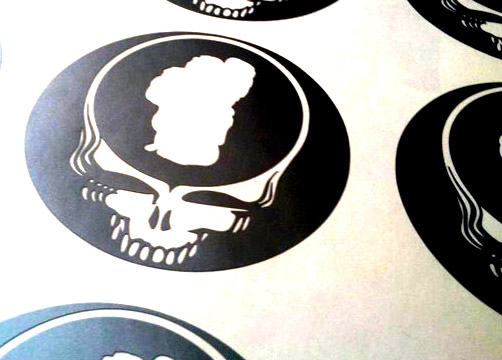 grateful dead tribute by stoked4stickers