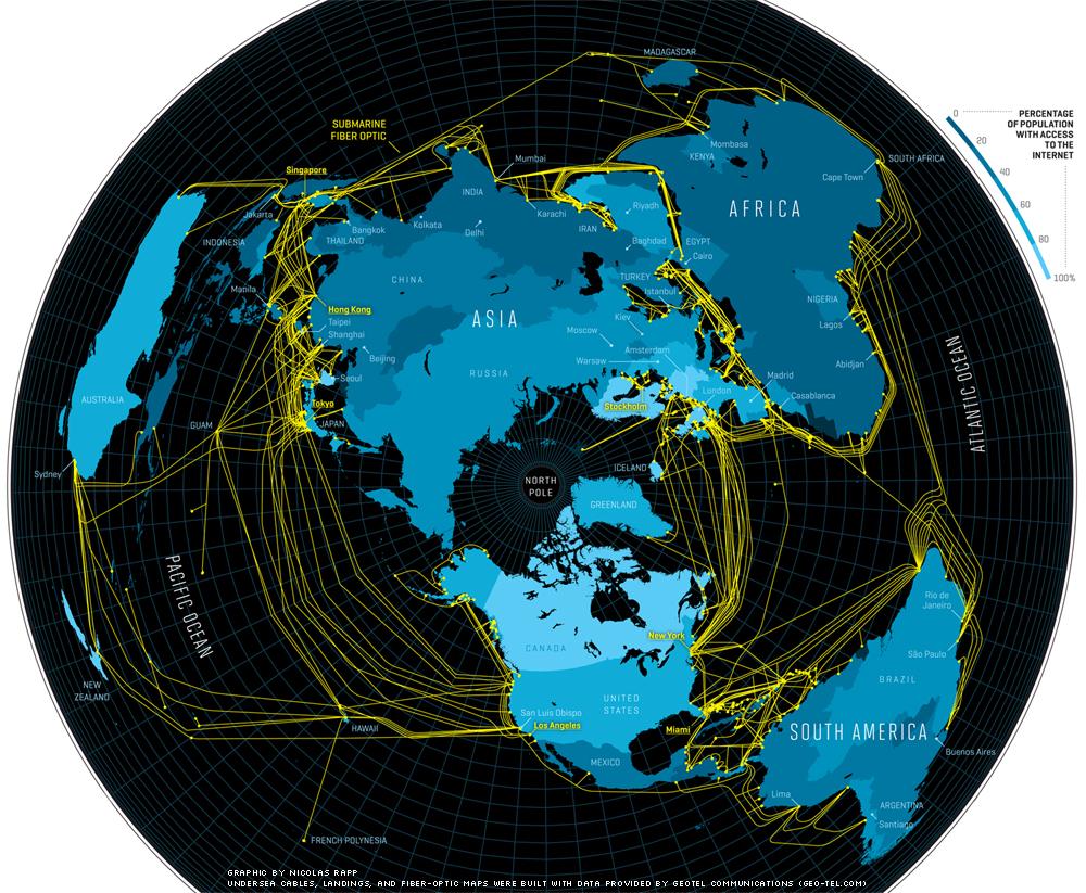 Techno Tuesday: The Internet's Secret Undersea World ...