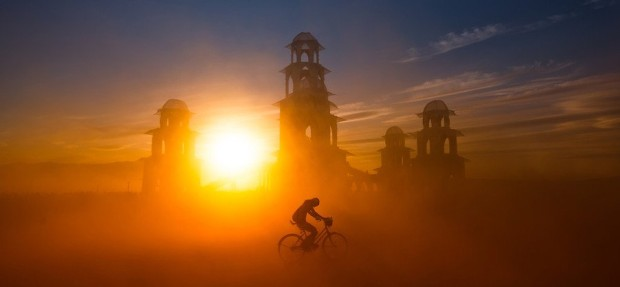 Burning Man...