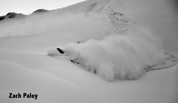 Could it be too deep in 2013/14?  photo:  zach paley