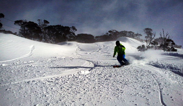 Thredbo, Australia conditions update