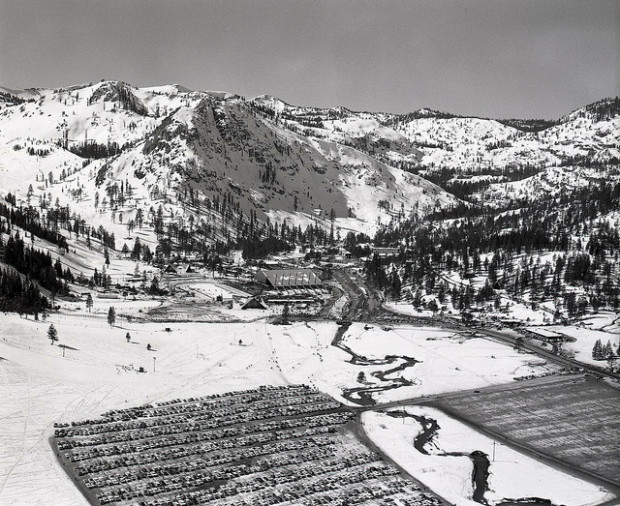 Squaw Valley, 1960