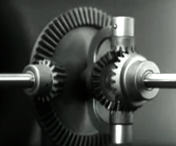 how a differential works