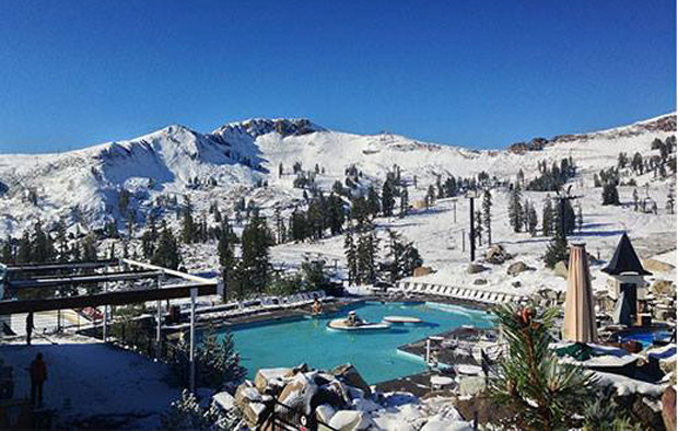 Good morning Squaw Valley!