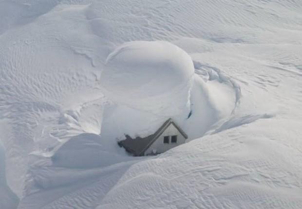 Big snow.
