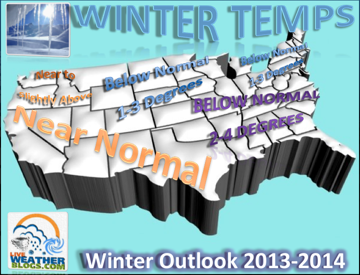 2013 14 Winter Weather Forecast