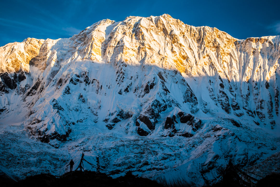 Ueli Steck Solos 26,545-Ft Annapurna's South Face ...