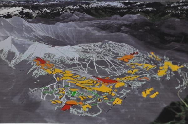 Garibaldi at Squamish ski resort plan revealed at community meeting in Squamish on Nov. 22nd, 2013.