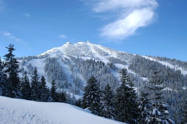 Mt. Ashland, OR.