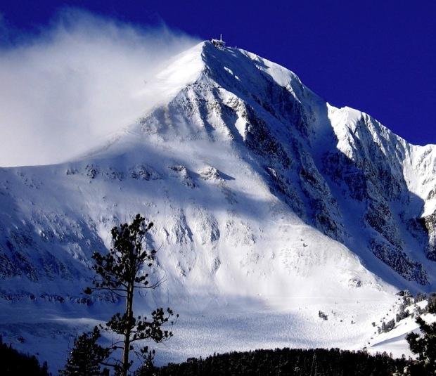 Lone Peak, MT.
