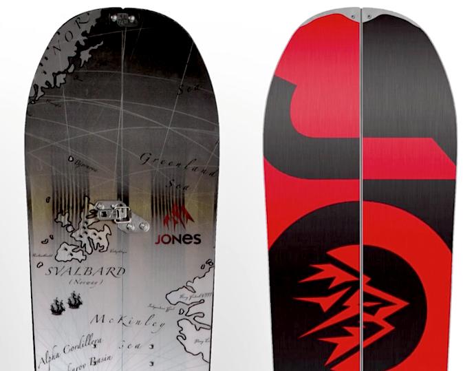 snowboard jones