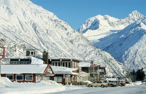 Valdez, AK.