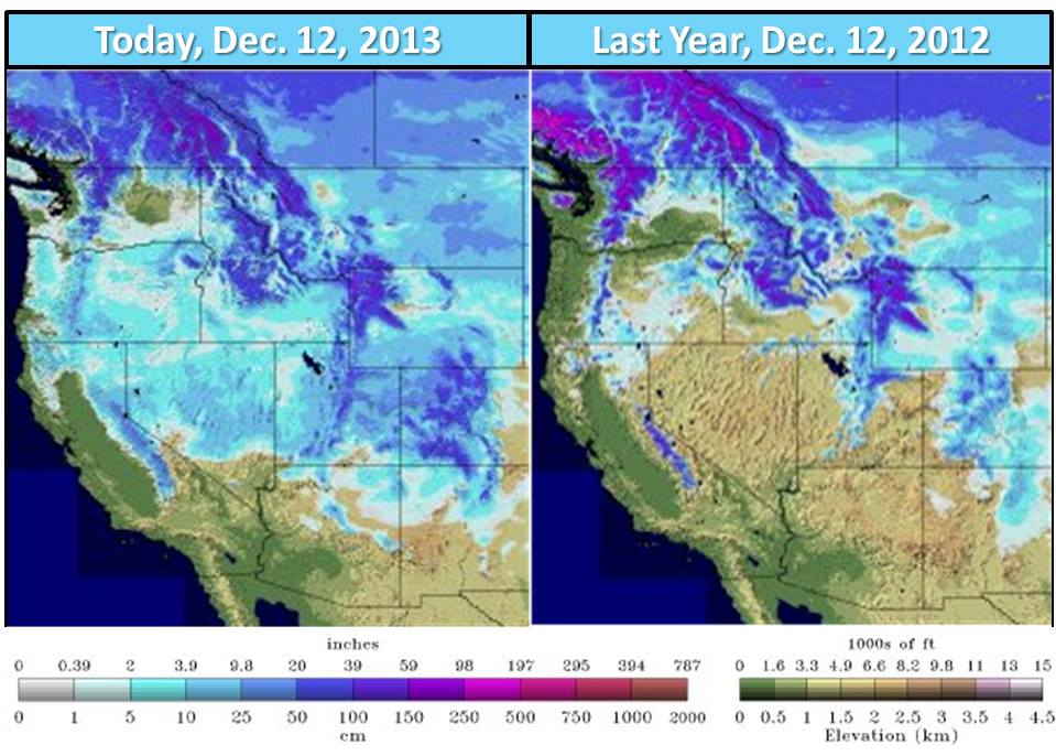 US Snow Cover & Snow Depth Right Now VS Last Year: - Snowins Snow Map Usa on snowfall map usa, barometric pressure map usa, meth map usa, snake map usa, sea map usa, smog map usa, frost map usa, snow in usa, wood map usa, winter map usa, mountains map usa, spider map usa, fall color map usa, el nino map usa, star map usa, rainbow map usa, smoke map usa, rain map usa, uv index map usa, salmon map usa,