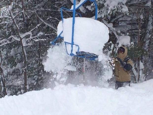 snow ridge ski resort