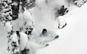 revelstoke powder day