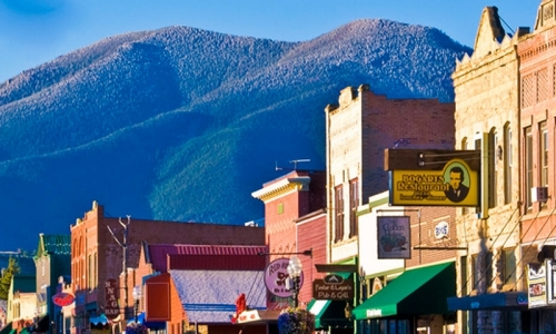 montana town