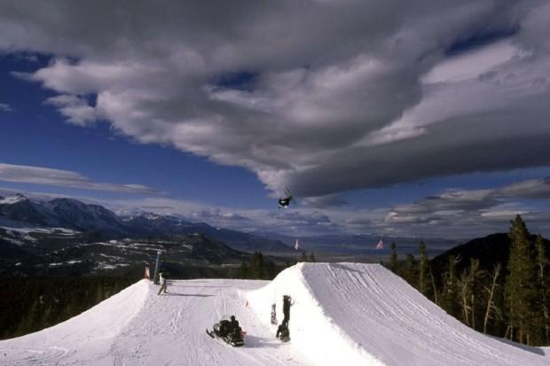 Top 10 Terrain Parks in North America: - SnowBrains