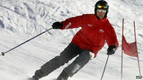 ski schumacher