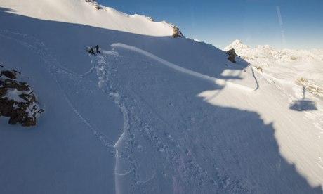 St. Moritz avy