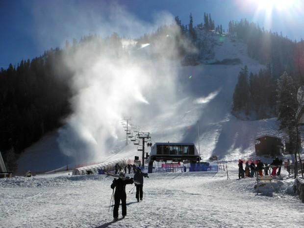 squaw snowmaking